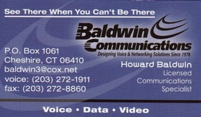 Click to see Baldwin Communications Details